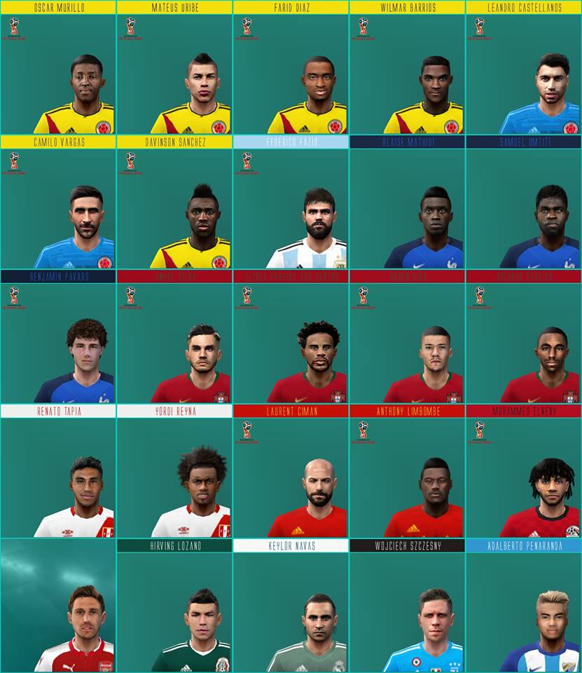 Ultigamerz Pes 2010 Pes 2011 Face: Ultigamerz: 05/27/18