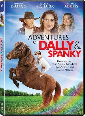 Adventures of Dally and Spanky Movie DVD