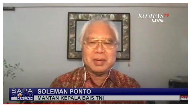 Eks Kepala Intel TNI: 21 Tahun Kerja Pemerintah Cegah Teroris, Nothing!