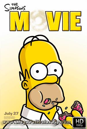 Los Simpson La Pelicula [1080p] [Latino-Ingles] [MEGA]
