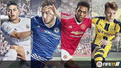חולים על כדורגל: FIFA 17 במקום הראשון בטבלת המכירות בבריטניה; Watch Dogs 2 ממשיך לאכזב בגדול