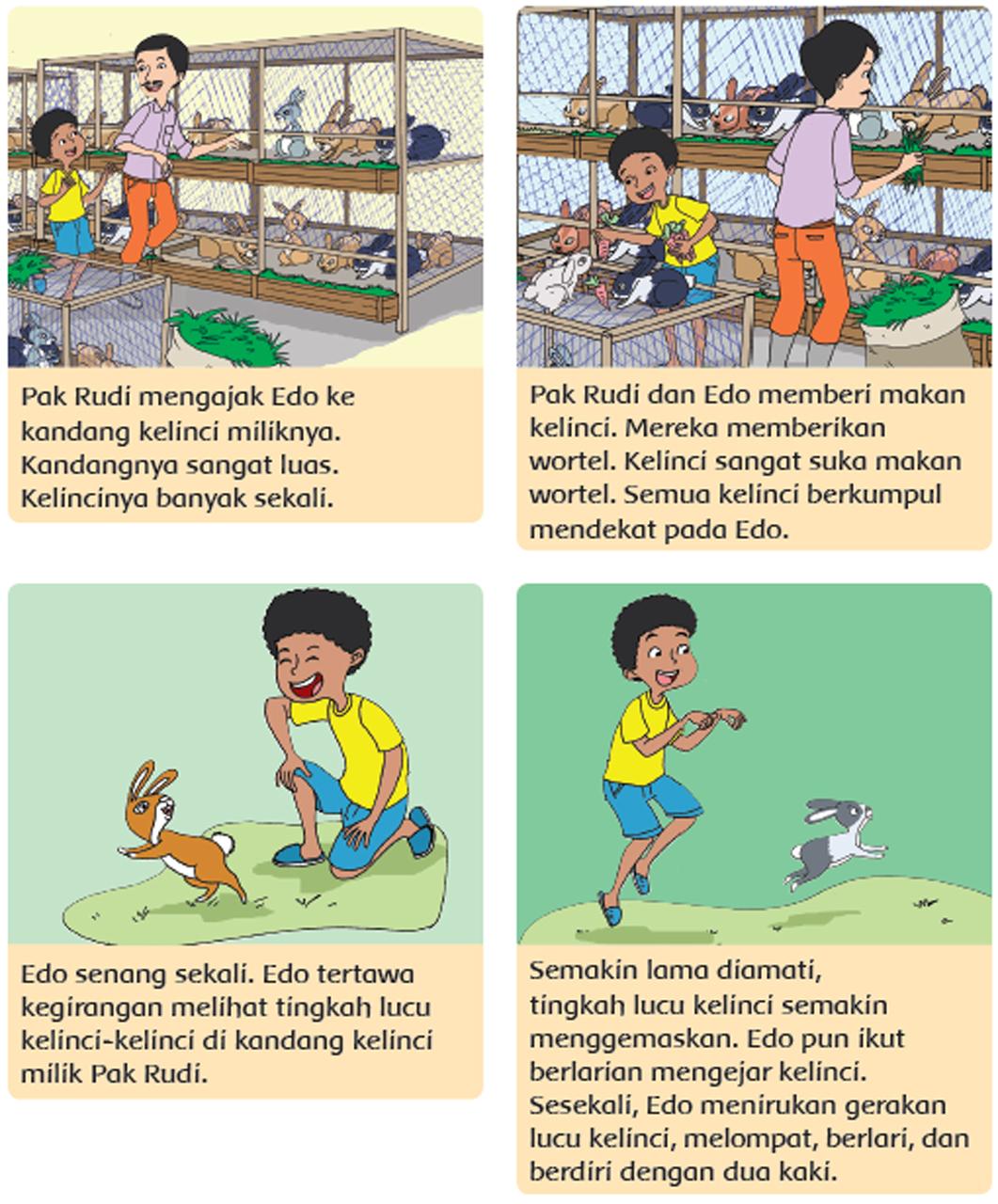 Kunci Jawaban Buku Tema 1 Kelas 5 Sub Tema 1 Pembelajaran ...