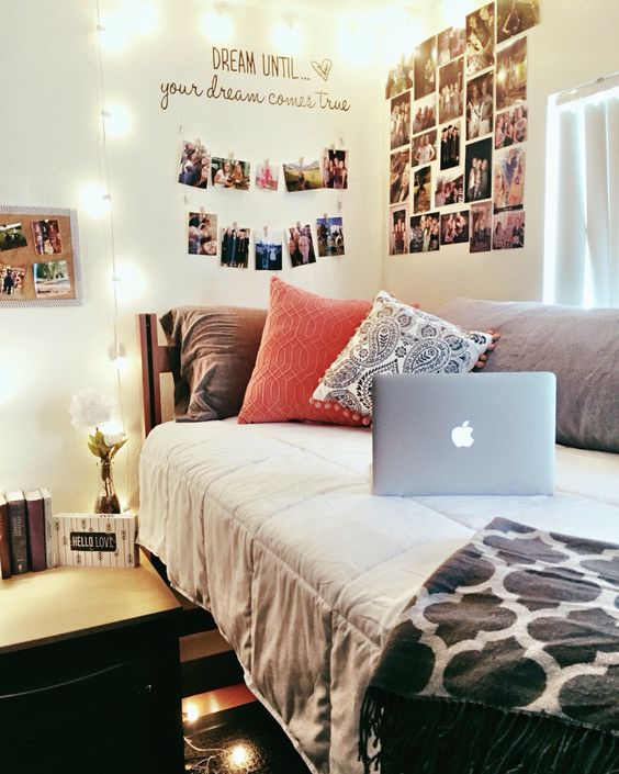Ideas For Dorm Room: Dorm Room Inspiration & Ideas