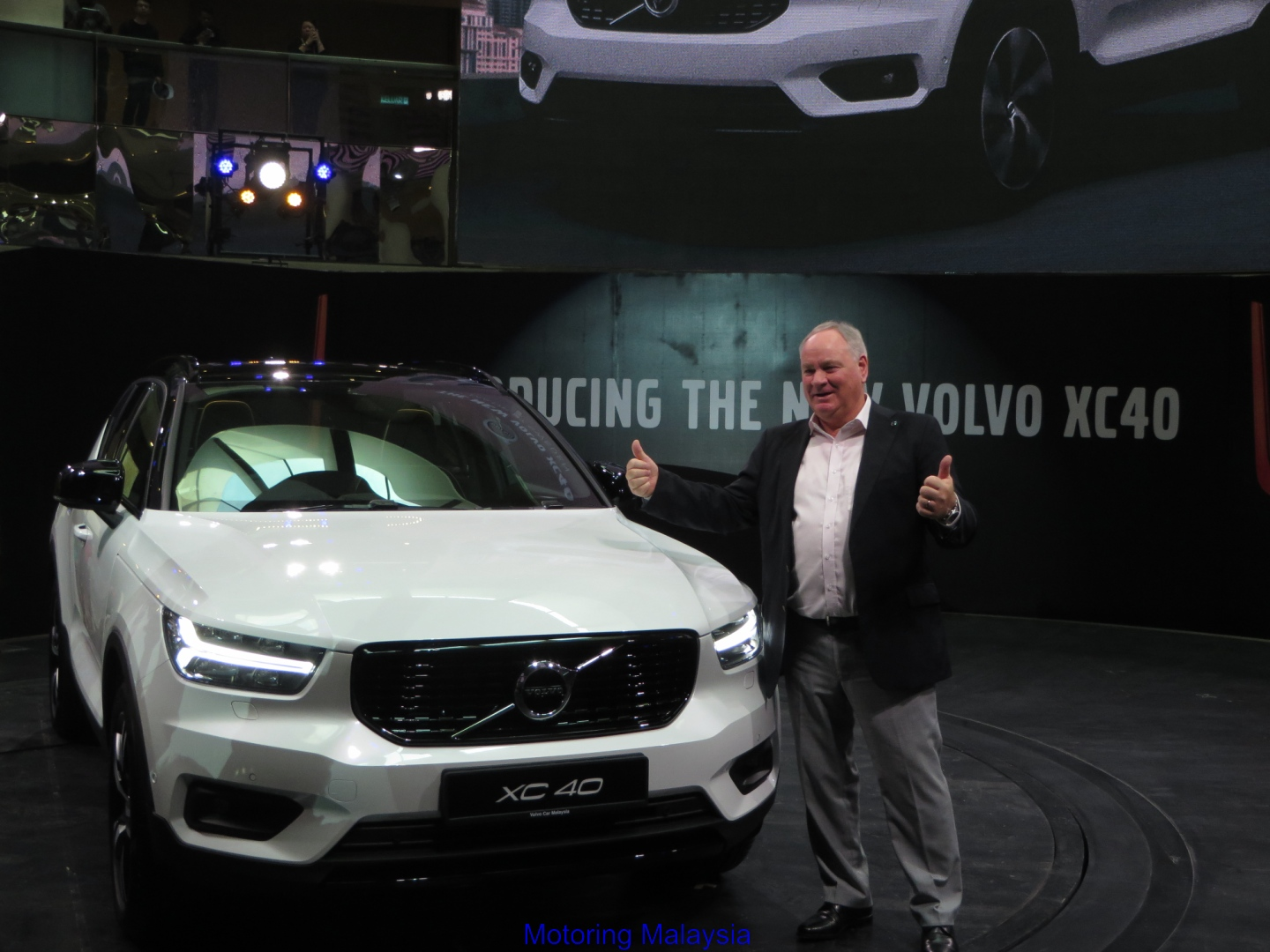 Motoring Malaysia Volvo Car Malaysia Launches The Volvo Xc40 The