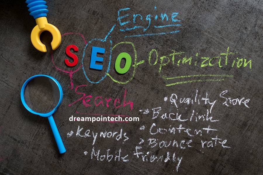 SEO – Search Engine Optimization   Increasing Volume & Quality Of Traffic To Your Website