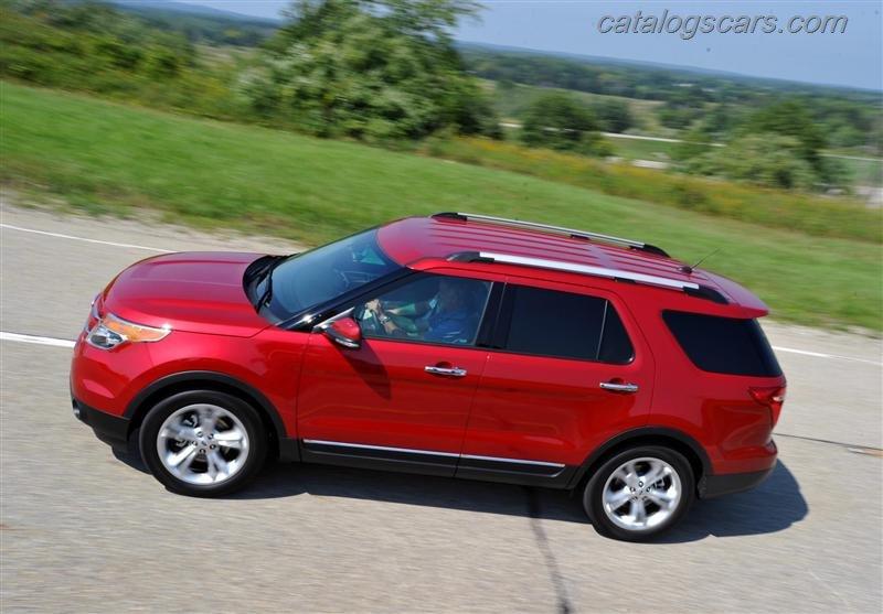 صور سيارة اكسبلورر 2013 - اجمل خلفيات صور عربية اكسبلورر 2013 -Ford Explorer Photos Ford-Explorer-2012-05.jpg