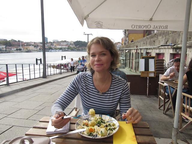 onde comer no Porto, Portugal