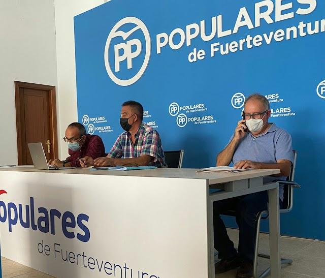 El Partido Popular de Fuerteventura acuerda la renovación de los comités locales