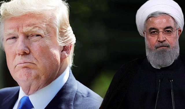 Trump ve Ruhani Düellosu