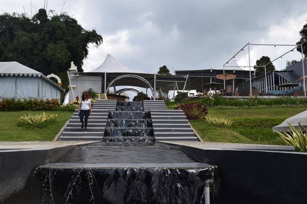 Glaping nyaman di Bandung
