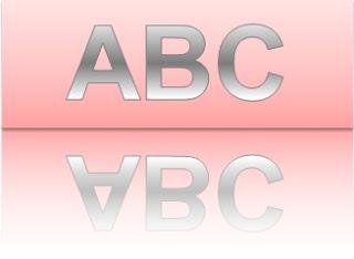 Verwechslung der Buchstaben