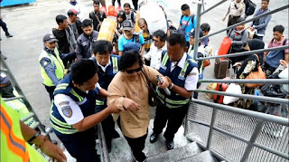 Kantor OP Tanjung Priok Lakukan Pelayanan Khusus Untuk Lansia dan Disabilitas