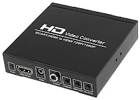 Supratim Sanyal's Blog: SCART to HDMI converter for ZX Spectrum +3