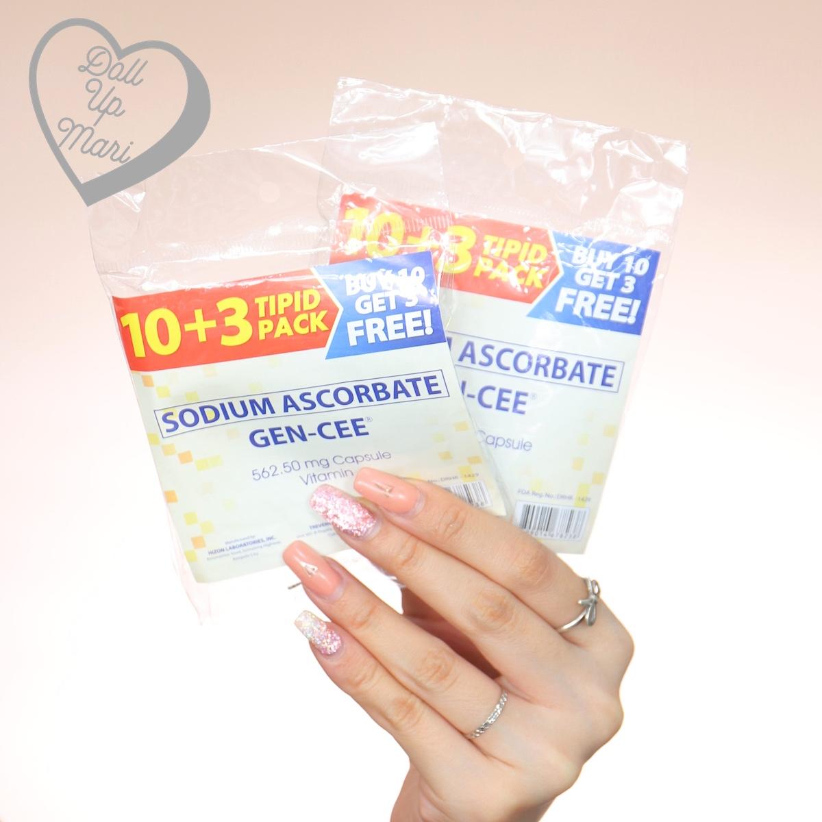 Gen-Cee (Sodium Ascorbate)