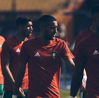 تدريبات المنتخب المغربي تشهد عودة حكيم زياش
