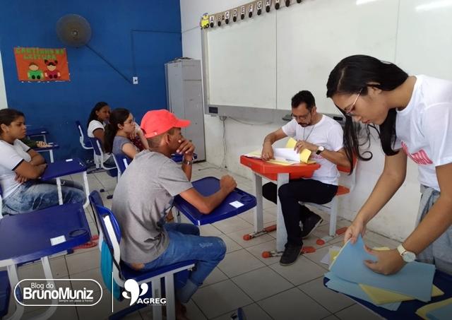 Revisão Para O I Simulado Enem: Escola Municipal De Santa Cruz Do Capibaribe Realiza I