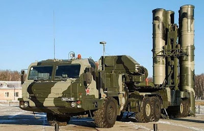 Russian missile S-400