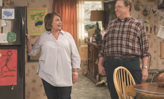 'Roseanne' ratings remain strong in second week