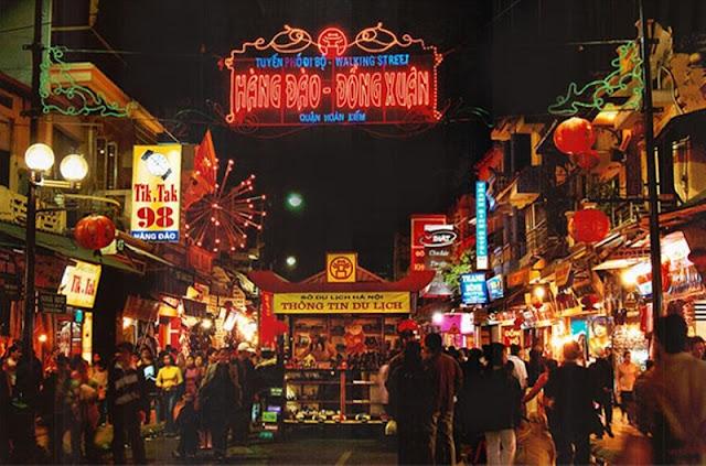 Top 10 popular night markets in Vietnam