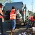 Alcaldía Santo Domingo Norte recoge cientos de toneladas de desechos sólidos este fin de semana en operativo