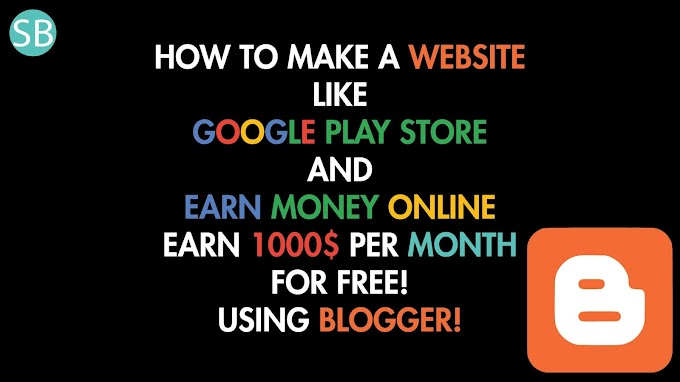How to make your own App store Like Google Play Store For Free | Earn Money Online