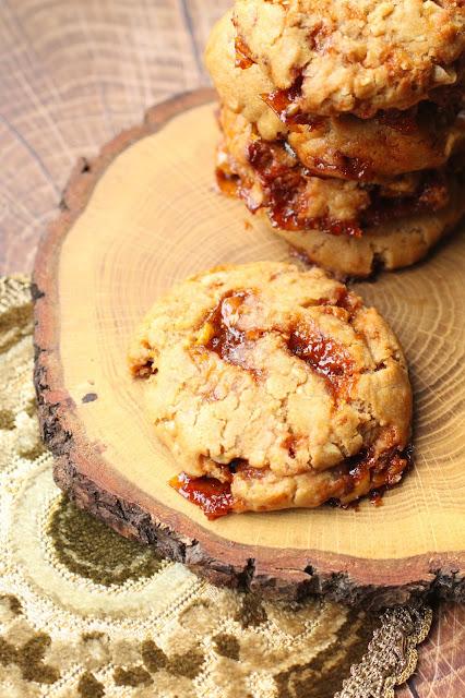 cookies vegan aux noix