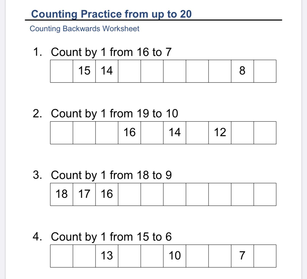 The Classroom 102 Kindergarten Worksheet
