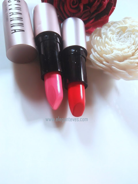 Sivanna Colors Candy Lollipop Lipstick #03 and #11