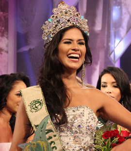 Miss EARTH International 2011 will be joining Bakhaw Festival 2012