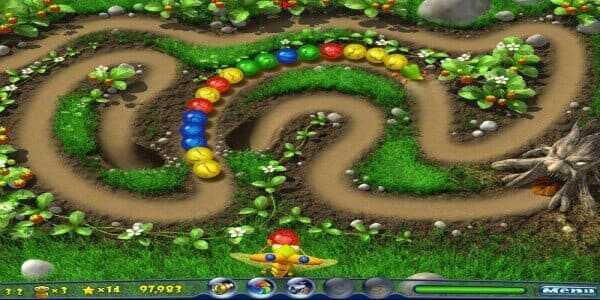 تحميل لعبة زوما الفراشة للكمبيوتر والموبايل من ميديا فاير
