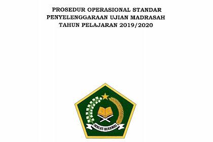 POS Ujian Madrasah 2020