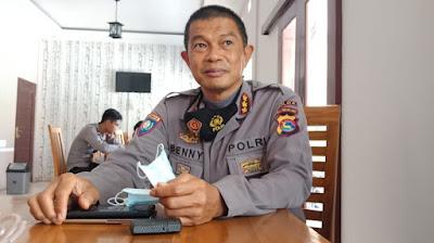 Dirbinmas Polda NTB, Kombes Pol Benny Basir Warmansyah