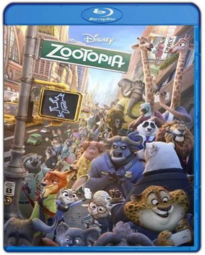 Baixar Zootopia Essa Cidade é o Bicho 720p Dual Áudio Bluray Torrent