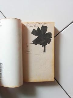 The Gift A Novel by Cecelia Ahern