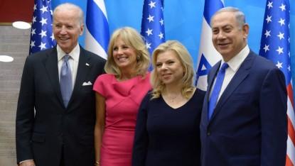 Em meio a novas tensões Joe Biden visita Israel