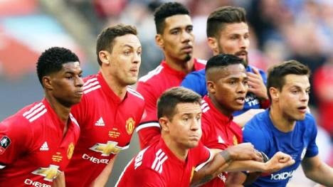 FA Cup: Holders Chelsea Draw Man Utd in FA Cup Fifth Round