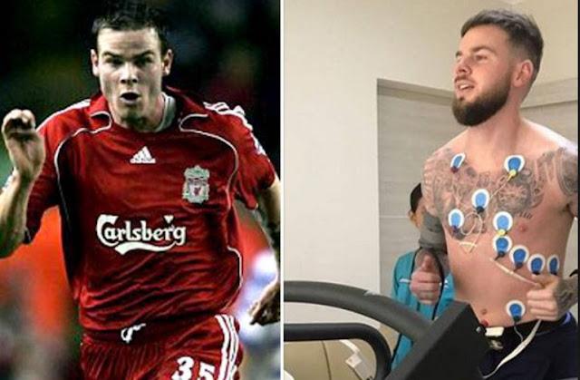 Pemain Liverpool, Danny Guthrie Bisa Pecahkan Rekor Jika Gabung Persija Jakarta