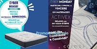 Logo Naturalex doppio concorso: vinci gratis 1 materasso Activex CosmosBedding e 1 materasso Sensogel