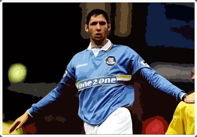 Everton Materazzi 1999
