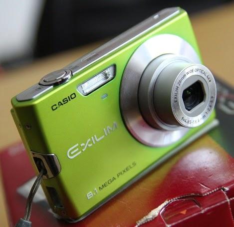 jual Kamera Bekas - Casio Exilim EX-Z150