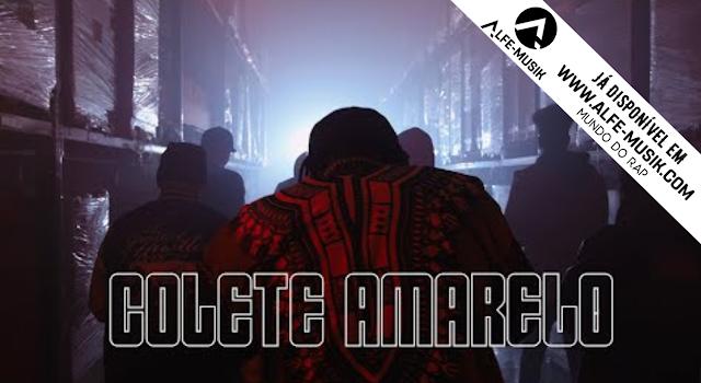 Colete Amarelo By Alfe-Musik