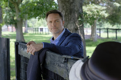 """Scott Porter in Hallmark's """"Taking the Reins"""""""