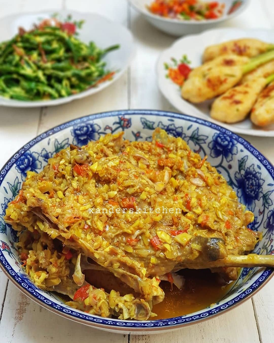 Resep Masakan Ayam Betutu Ala Rumahan Yang Enak Lezat Nikmat Mudah Dan Sederhana Resep Kue Dan Masakan
