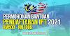 Permohonan Bantuan Pendaftaran IPT 2021 (RM500 / RM1000)