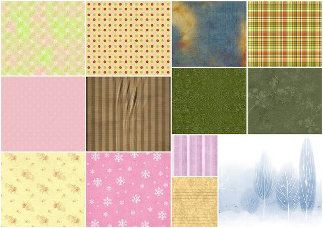 Fondos con Diferentes Texturas.
