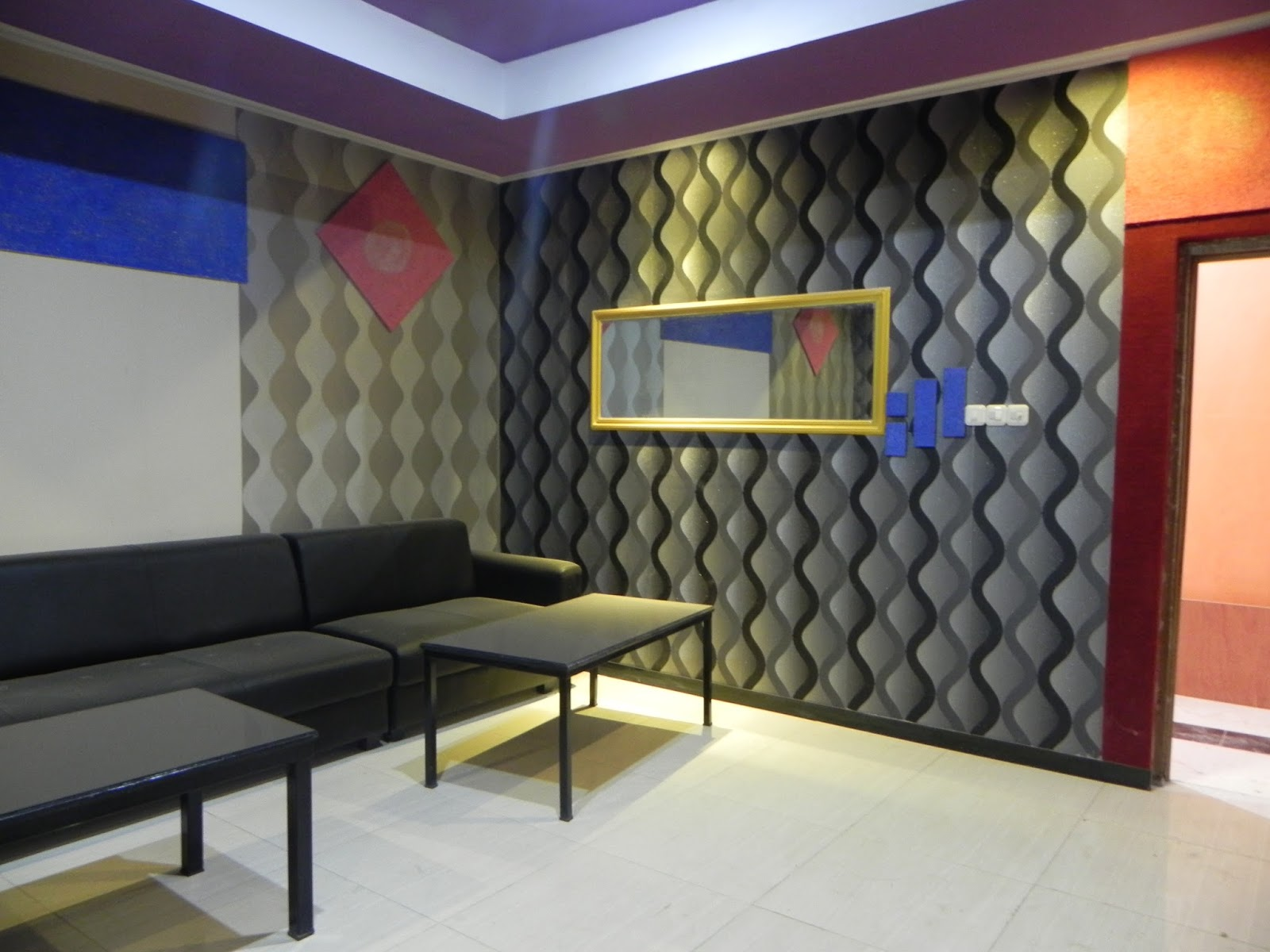 Maha karya karaoke system interior design room karaoke for Karaoke room design ideas