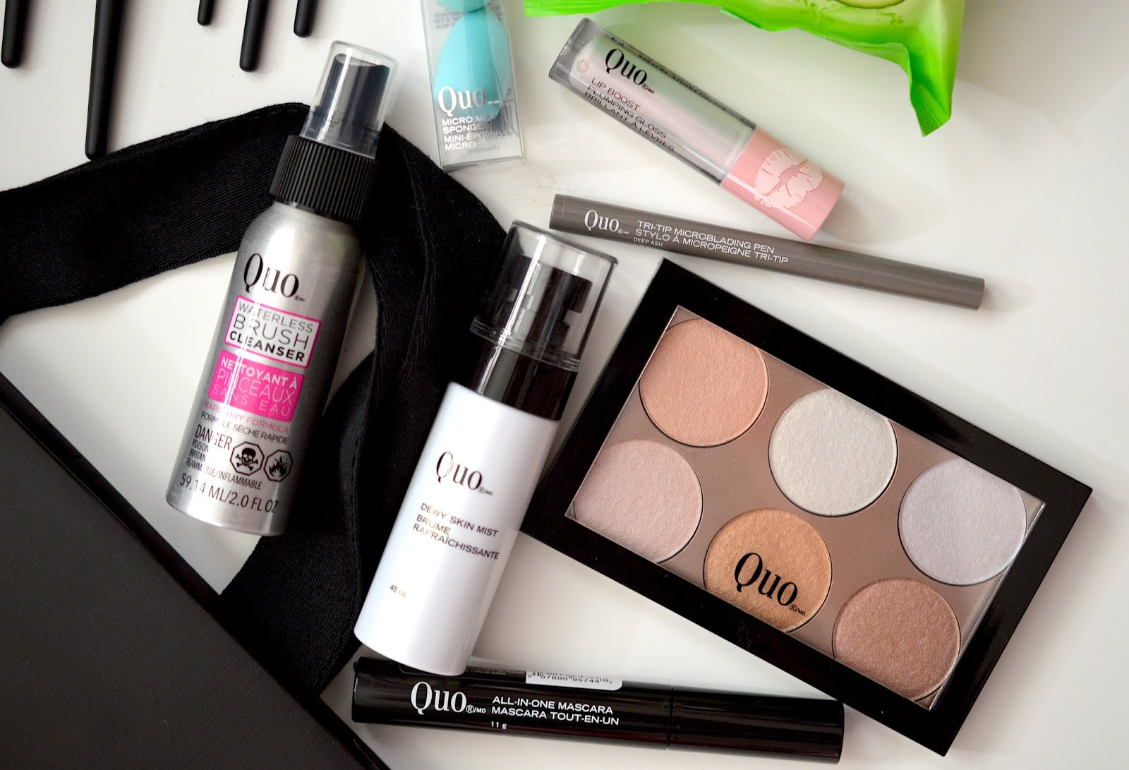 Quo shoppers Drug Mart Makeup Review