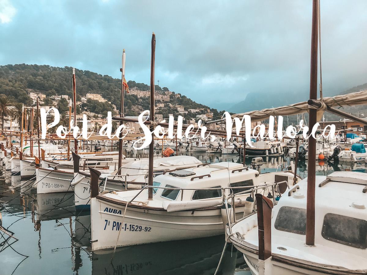 Sehenswerte Orte Mallorca Dörfer Städte Traveldiary Reisetipps Empfehlung Travelblog Hafen Fischerdorf Port de Soller