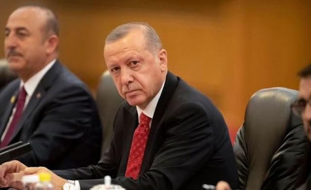 Ερντογάν: Δεν θα ανεχθούμε σαμποτάζ στην ανατολική Μεσόγειο