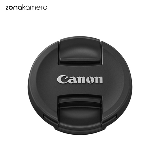 Tutup Depan Lensa Canon Ring 58mm